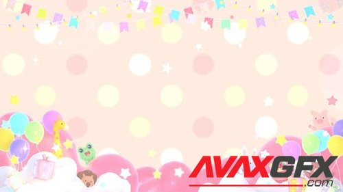 Videohive Animal Birthday Party 26255106