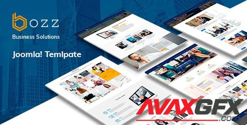 ThemeForest - Bozz v1.0.2 - Corporate and Business Responsive Joomla Template - 21075656