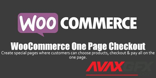 WooCommerce - One Page Checkout v1.7.6