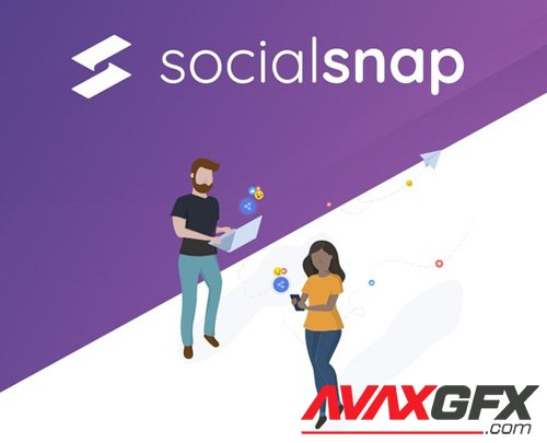 Social Snap Plus v1.1.8.3 - The Ultimate WordPress Social Media Plugin - NULLED
