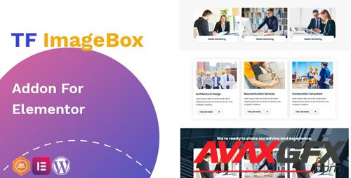 CodeCanyon - TF ImageBox Addon For Elementor v1.0 - 27315144