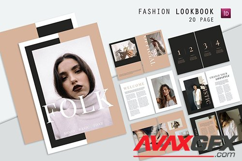 Folk Fashion Lookbook