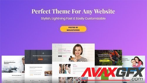 Astra v2.5.5 / Astra Pro v2.6.4 - WordPress Theme + All Premium Add-Ons - NULLED