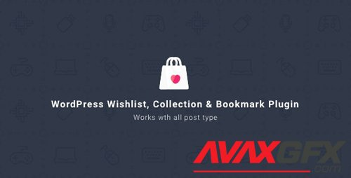 CodeCanyon - WordPress Wishlist Collection & Bookmark Plugin v2.1.0 - 19241379
