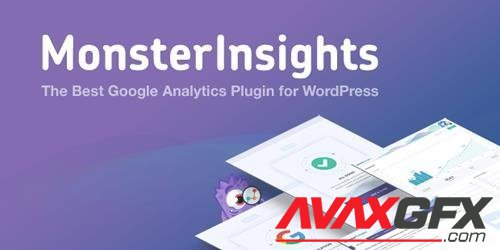 MonsterInsights Pro v7.13.1 - The Best Google Analytics Plugin for WordPress - NULLED + Add-Ons