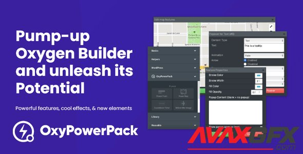 OxyPowerPack v2.0.3 - Power Features And Elements For Oxygen Builder - NULLED