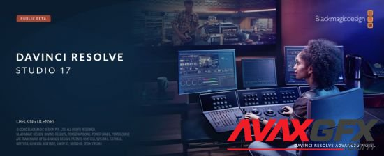 Blackmagic Design Davinci Resolve Studio 17 0 0b 0009 Beta 2 Avaxgfx All Downloads That You Need In One Place Graphic From Nitroflare Rapidgator