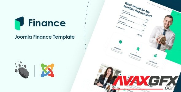 ThemeForest - JD Finance v1.1 - Finance & Business Consulting Joomla Template - 24840929
