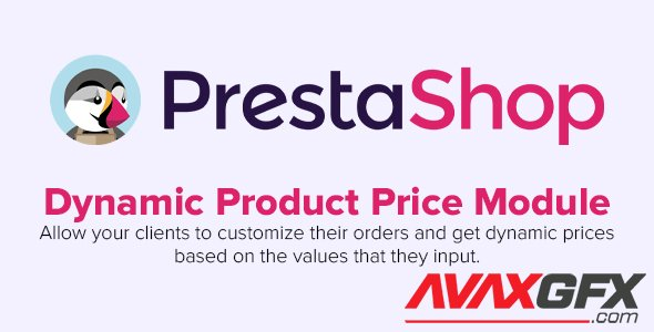 Dynamic Product Price v2.9.2 - PrestaShop Module