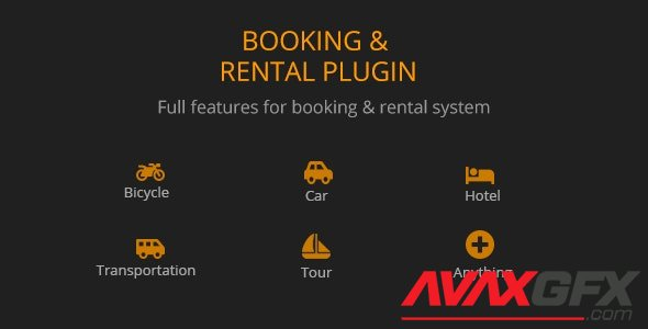 CodeCanyon - BRW v1.1.8 - Booking Rental Plugin WooCommerce - 25913635