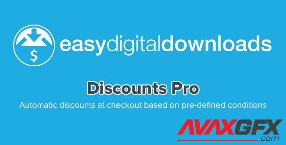 Easy Digital Downloads - Discounts Pro v1.4.9