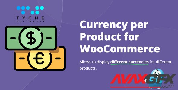 TycheSoftwares - Currency per Product for WooCommerce Pro v1.5.1 - NULLED