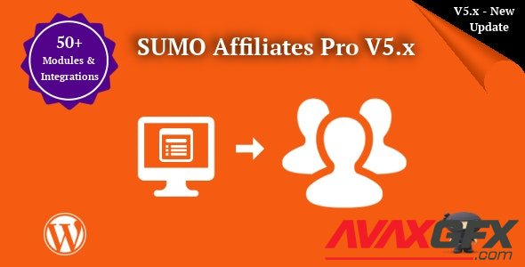 CodeCanyon - SUMO Affiliates Pro v7.3 - WordPress Affiliate Plugin - 22795996