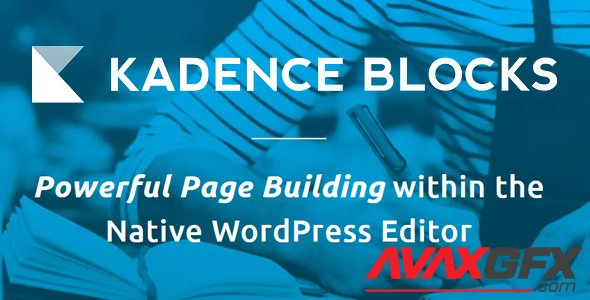Kadence Blocks Pro v1.4.29 - Advanced Page Building Blocks for Gutenberg - NULLED