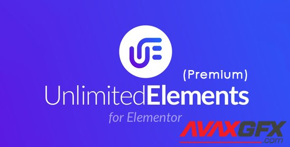 Unlimited Elements for Elementor (Premium) 1.4.70 - NULLED